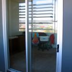 Secondary glazed doors