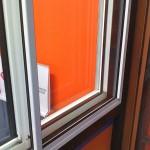 Secondary glazing window system
