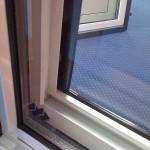 Secondary glazed sliding windows