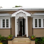 Double glazed windows - residential home