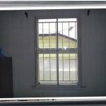 Secondary glazed window system
