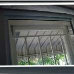 Secondary glazed door system