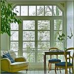 uPVC double glazed doors