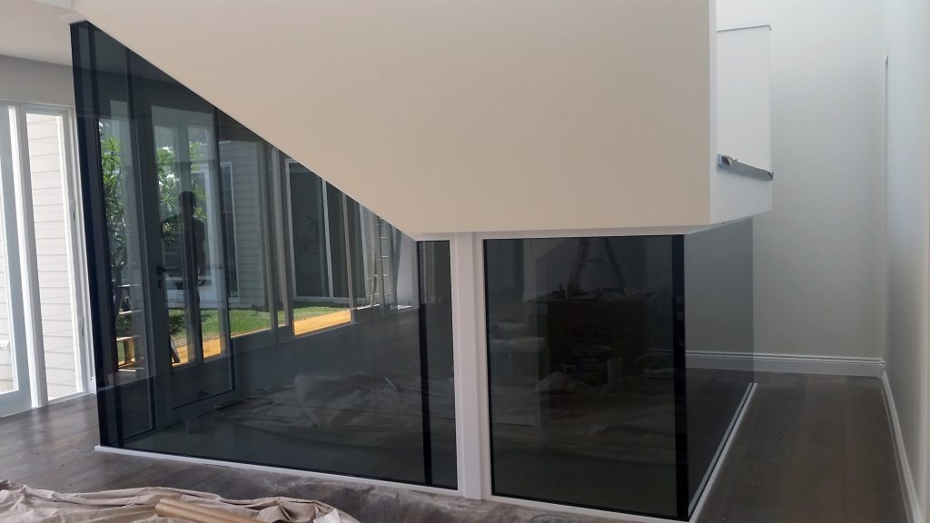 Winsulation Double glazing for wine cellars