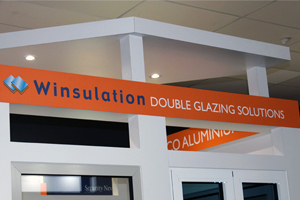 WInsulation New Showroom