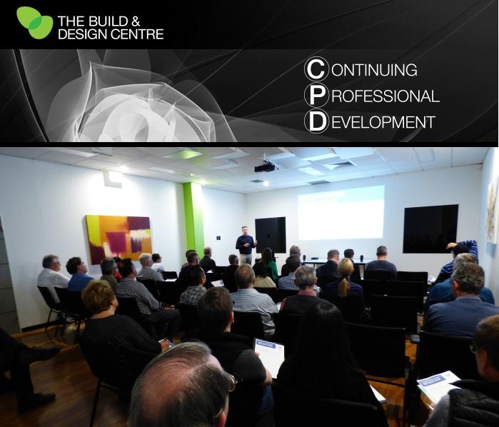 CPD presentation Build and Design Centre