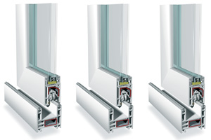 Thermal insulation double glazing