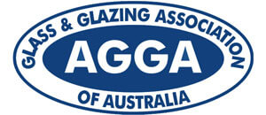 logo for agga double glazing windows australia